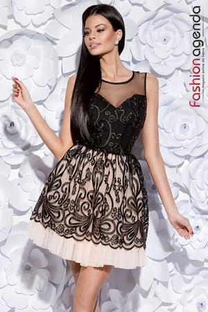 Rochie Beauty Black 05