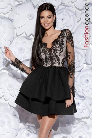Rochie Beauty Neagra 07