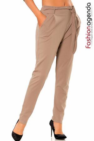 Pantaloni Voorn Bej