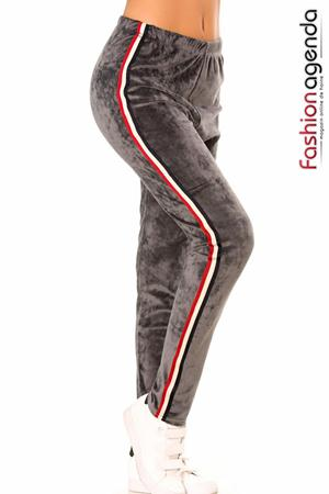 Pantaloni Red Stripe