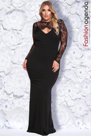 Rochie XXL Desire 122 Neagra