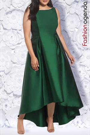 Rochie XXL Desire 123 Verde