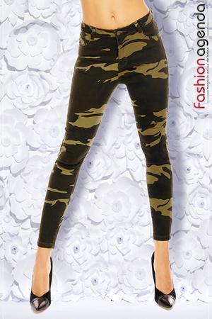 Pantaloni Camouflaj Ramono