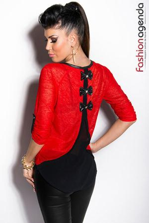 Bluza Duncan Red