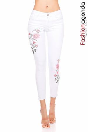 Jeans Flores Albi