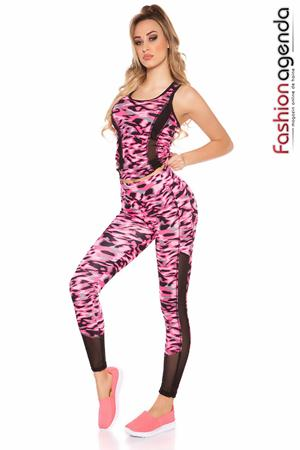 Set Fitness Fit Body Pink Mix