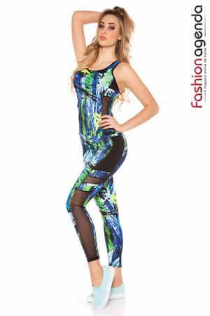 Set Fitness Bounce Blue Mix