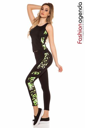 Set Fitness Active Verde