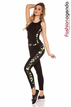 Set Fitness Balance Green