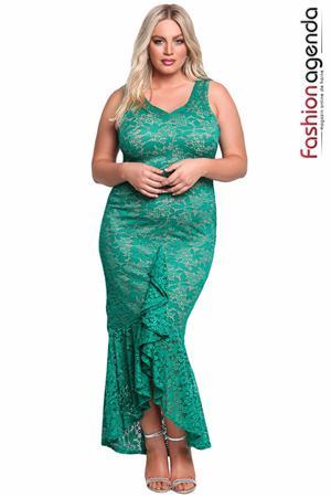 Rochie XXL Desire 124 Verde