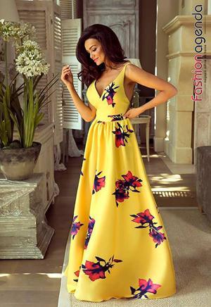 Rochie de Ocazie Allure 11 Yellow