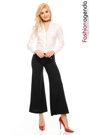 Pantaloni Devon Negri