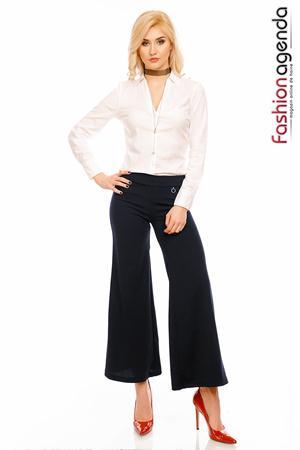 Pantaloni Devon Bleumarin