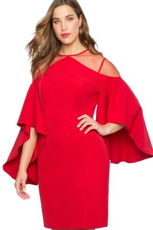 fashionagenda.ro Rochie Rosie XXL 220395