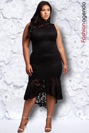 Rochie XXL din Dantela Desire 143