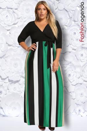 Rochie Xxl Desire 151 Verde