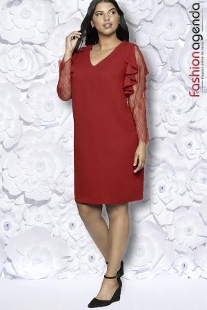 Rochie XXL Desire 153 Rosie