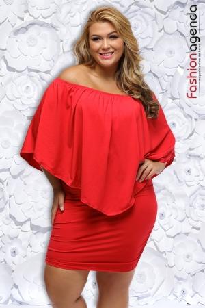 Rochie XXL Desire 154 Rosie