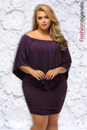 Rochie XXL Desire 154 Violet