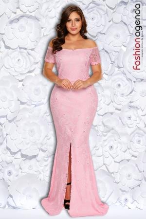 Rochie Xxl Desire 155 Roz