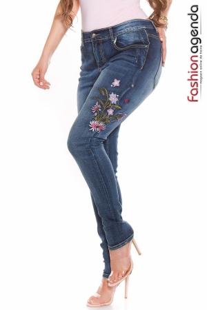 Jeans XXL Flowers thumbnail