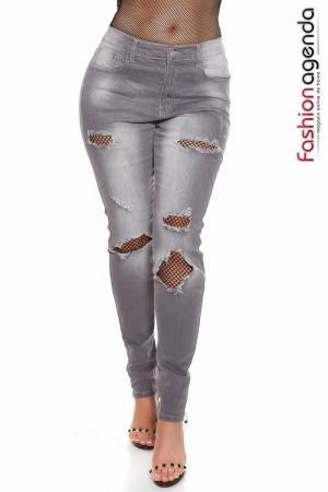 Jeans XXL Distressed