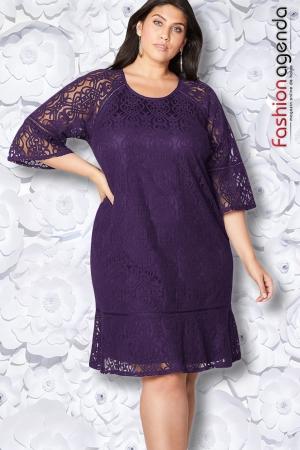 Rochie Xxl Desire 157 Violet