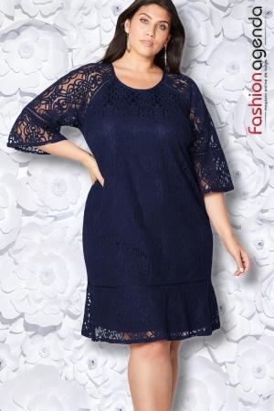Rochie Xxl Desire 157 Bleumarin