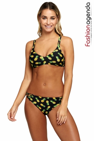 Costum de Baie Pineapple