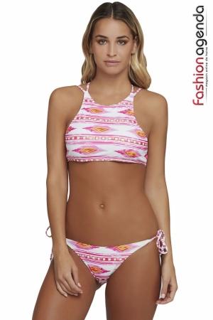 Costum de Baie Mayan Pink