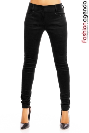 Pantaloni Lovie Negri