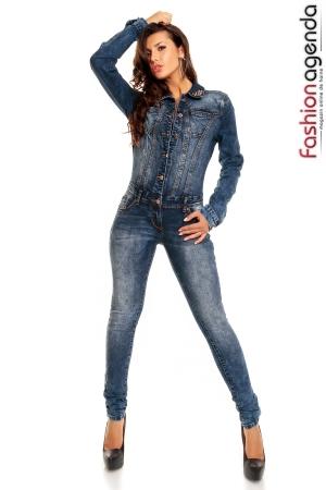 Salopeta din Jeans Premiere 03