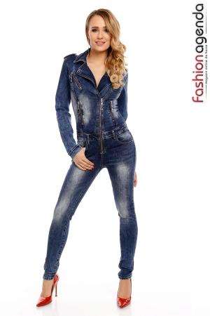 Salopeta din Jeans Premiere 05
