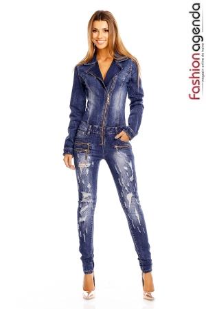 Salopeta din Jeans Premiere 08