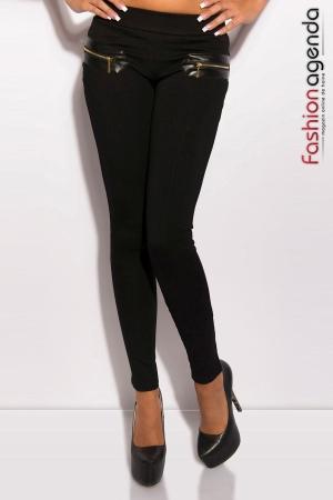 Pantaloni Raquel Negri