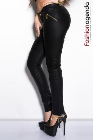 Pantaloni Terra Negri