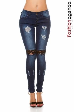 Jeans Trommel