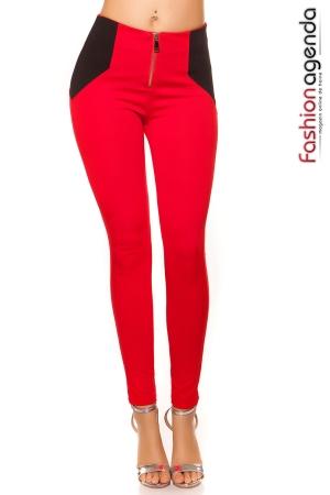 Pantaloni Red Shape