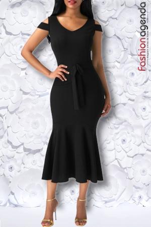 Rochie Midi Jada Black