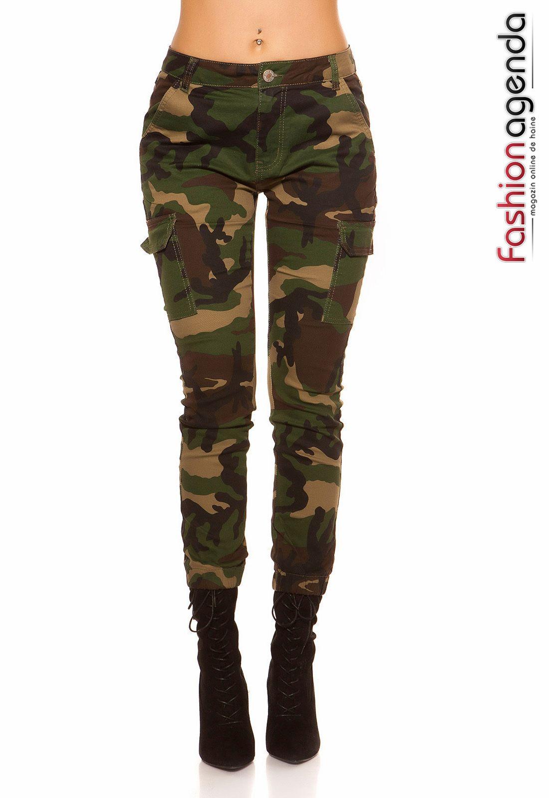 a basso costo 8944a e40d1 Pantaloni Combat 01