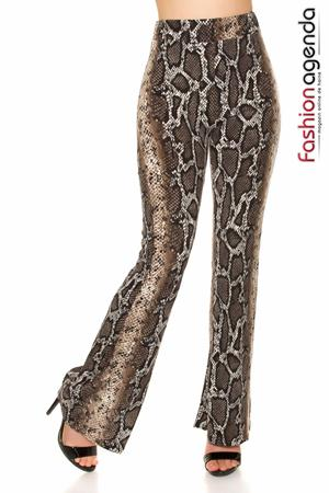 Pantaloni Eleganti Python 03