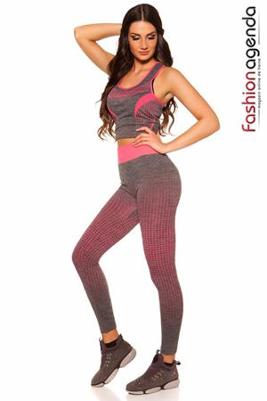 Set Fitness Junction Fuchsia