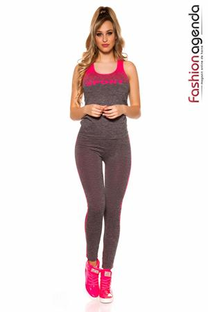 Set Fitness Level Fuchsia