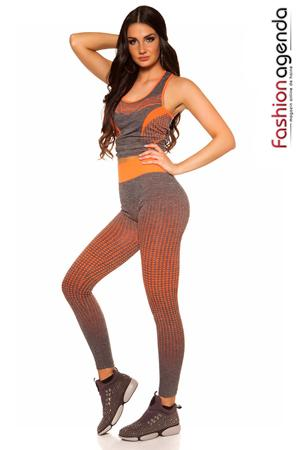 Set Fitness Junction Orange