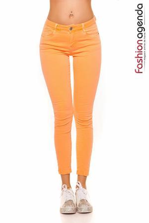 Jeans Absolom 27 Orange