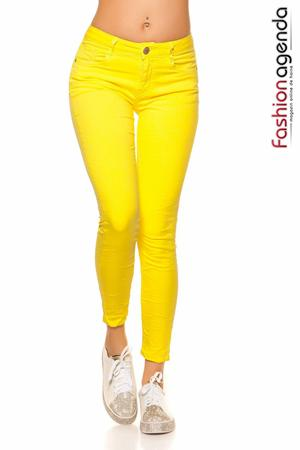 Jeans Absolom 27 Yellow