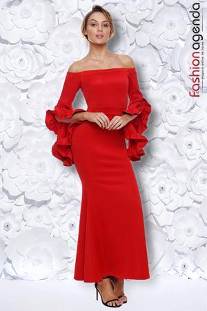Rochie Essenza Red