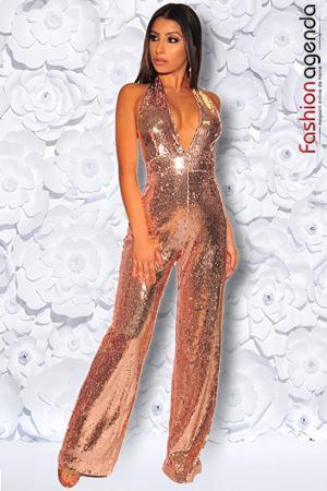 Salopeta Sequin Glam
