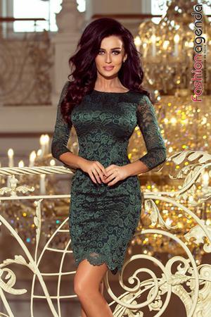 Rochie Boemia 44 Smarald