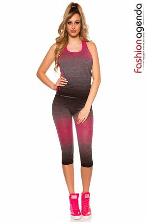 Set Fitness Shark Fuchsia
